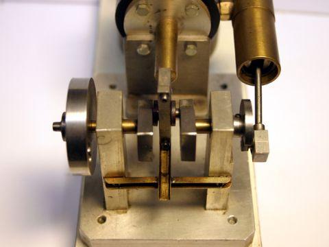 rendement machine a vapeur